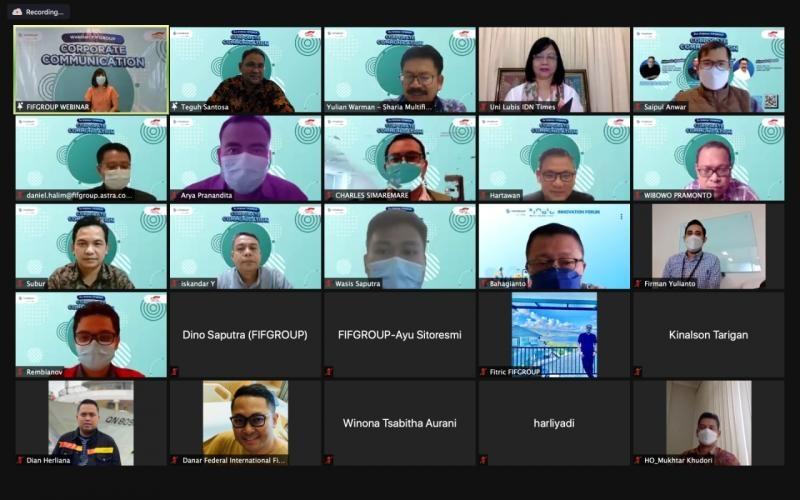 Platform internet  Berupa Karya Pers Yang Dikerjakan Sesuai Hukum Dan Etika Jurnalistik