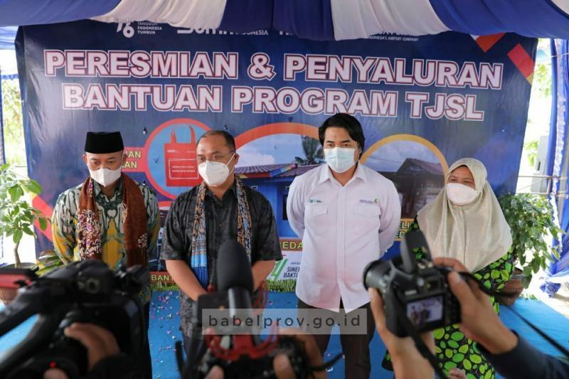 Program TJSL PT. Angkasa Pura II, Wujud Sinergitas Dengan Pemerintah Daerah
