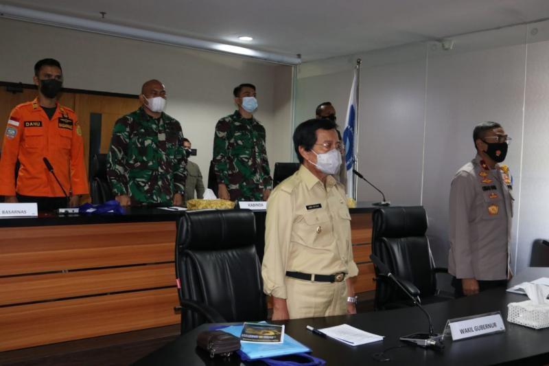 Wagub Beri Pembekalan Kepada Kuliah Kerja Dalam Negeri (KKDN) Angkatan ke-59