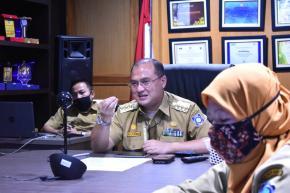Gubernur Erzaldi Minta Bank Dampingi Kebijakan Akses Permodalan dan Keringanan Kredit Bagi Pelaku UMKM Terdampak Covid-19