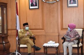 Gubernur Erzaldi Sarankan Diskominfo dan BPK Babel Adakan Forum Group Discussion (FGD)