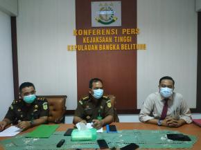 Kejati Babel Meningkatkan Ketahap Penyidikan Kasus Dugaan Korupsi PT. Bank Pembiayaan Rakyat Syariah (BPRS) cabang Toboali