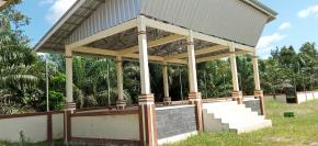 "Stadion Desa Riau Dibidik Jaksa, Asep Sebut Kacabjari Belinyu Hanya Ingin ""Kenalan"""
