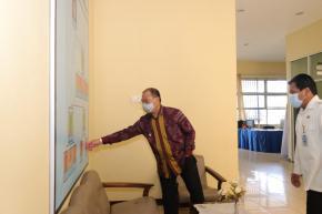 Pastikan Pelayanan Prima, Gubernur Sidak Kantor Samsat Tanjung Pandan