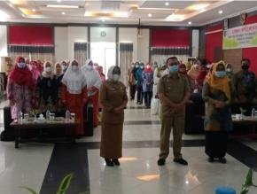 Wakil bupati Hadiri lomba Implementasi Nilai-nilai Perjuangan Perempuan Indonesia