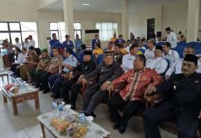 Gubernur Rustam : Bantuan Tiap Desa Naik Rp 13 Juta