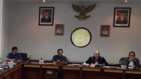 Pimpinan DPRD Jabar Pelajari Interpelasi Terhadap Gubernur Babel