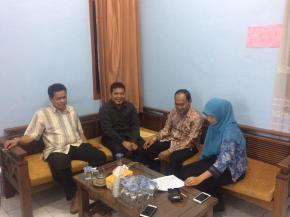 Komisi I DPRD Babel Tinjau Realisasi Anggaran BPMPD Bangka Barat