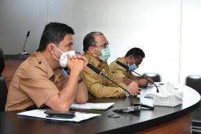 Gubernur Erzaldi Audiensi Dengan Dirjen Perimbangan Kementerian Keuangan RI