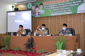 Gubernur Erzaldi: Jangan Biarkan Ada Kemerosotan Nilai Agama