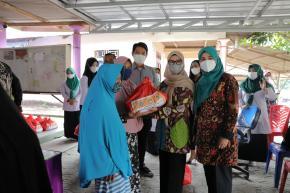 Melati Erzaldi: Di Balik Pandemi Ada Keberkahan dan Hikmah Untuk Saling Berbagi