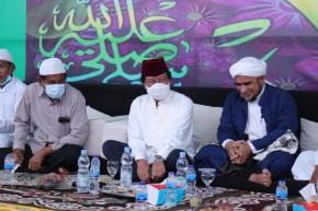 Rayakan Maulid Nabi, Wagub Abdul Fatah Silaturahmi ke Rumah Habib Quraisy