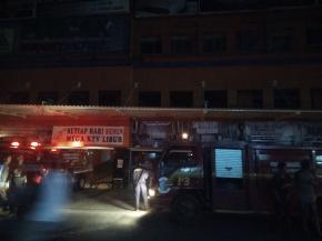 Kebakaran Terjadi di Mega Hall Karaoke Pangkalpinang