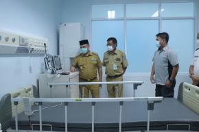 Rumah Sakit Covid-19 Babel Segera Beroperasi