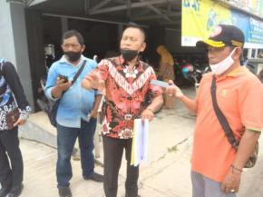 Ketu DPRD Provinsi Babel Mengajak Masyarakat Kuday Untuk Mendukung Pembangunan