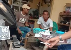 Sebut-Sebut PT. RBT Ambil Timah Ilegal, Kolektor Brn Ngaku Ditegur