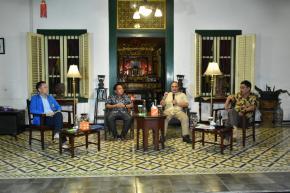Bersama Bangka Pos, Gubernur Erzaldi Lakukan Talkshow Bahas UU Minerba