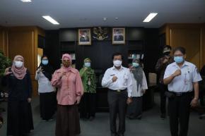 Terima Kunjungan Direktorat P2PTM, Babel Siap Fokuskan Diri Tangani Penyakit Tidak Menular