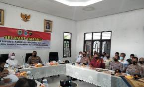 Radmida Dawam Siap Mendukung Satgassus dan kolaborasi Bersama Wakil Satgassus