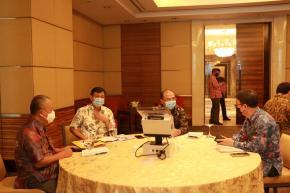 Gubernur Erzaldi Bahas Produk Unggulan Untuk Tingkatkan Produktivitas Nelayan