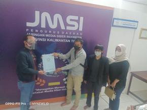 Pengda JMSI Samarinda Sukses Laksanakan Verfak Dewan Pers