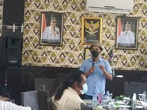 Dukung Pencabutan Izin PT. Pulomas Sentosa, Nelayan Pesisir Sungailiat Sampaikan Pernyataan Sikap ke Gubernur