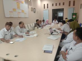 DPMD Babel Laksanakan Rakor Lomba Desa 2020
