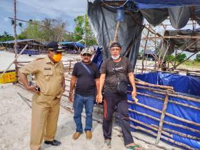 Sektor Kelautan dan Perikanan di Kabupaten Belitung Sangat Menjanjikan