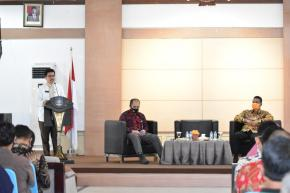 Pemprov. Babel Buka Rapat Penyampaian Pedoman Umum Penyusunan APBD 2021