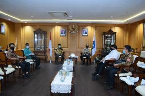 Gubernur Erzaldi Gelar Rakor Kedua Tindak Lanjut Pertemuan Dengan Komisi IV DPR RI