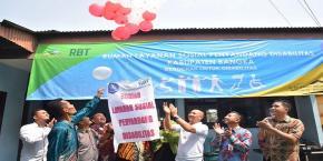 Staf Ahli Bupati Bangka Resmikan Rumah Layanan Sosial Bagi Disabilitas