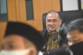 Gubernur Erzaldi Ingin Jalur Sepanjang Kolong Kace Jadi Ruang Terbuka Hijau