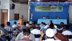 Wakil Bupati Bangka Membuka Pelatihan Ilmu Falaq