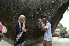 Pengelolaan Sampah Plastik di Pantai Tanjung Tinggi Jadi Perhatian Khusus