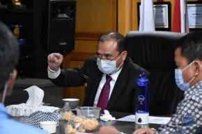 Budi Dayakan Porang, Gubernur Erzaldi Sepakat Bekerja Sama dengan PT Paidi Indo Porang