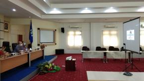 PLT Disdik Pangkalpinang Hadiri FGD dengan Universitas Negeri Bangka Belitung