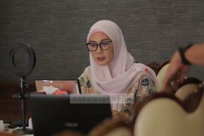Menjadi Pembicara Business Economics Conference, Melati Erzaldi Jelaskan Potensi-Potensi Babel
