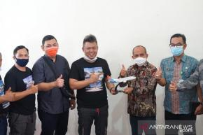 Alex yohansa Sumbang Pesawat Untuk Kota Pangkal Pinang