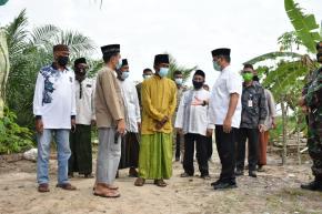 Gubernur Erzaldi Kunjungi Pesantren Darussholah Merawang