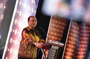Pesan Gubernur Erzaldi di Malam Resepsi Hari Jadi Bangka Belitung ke-20