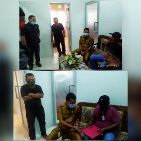 Terkait Lahan, Surat Pernyataan Kepala Desa Dukong Yang di Berikan Ke Komisi I DPRD Kabupaten Belitung Tidak Nyambung