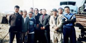 Teguh Santosa  Memutuskan Angkat Kaki Kembali ke Ibu Kota Tashkent dan Pulang ke Indonesia.