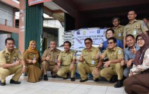 Wagub Launching Operasi Pasar Beras Cadangan Pangan
