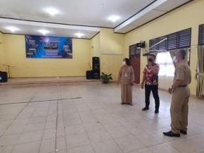 Atap Rusak Dan Bocor DPRD Babel Akan Perjuangkan Renovasi Gedung SMKN 1 Tanjung Pandan