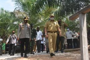 Gubernur Erzaldi Kembali Kunjungi Kesiapan Hutan Mangrove Munjang