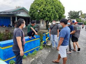 Tikam Pemuda Sesama Kampung, Yogi Berhasil Diamankan Unit Reskrim Polsek Tanjungpandan