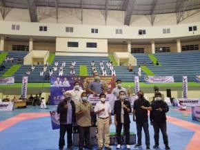 Dua Club Pengurus Kota (PengKot) Taekwondo Indonesiq ((TI) Pangkalpinang Nendapat Juara Umum 2 Dan Juara Umum 3