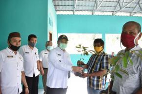 Desa Belimbing Akan Dijadikan Desa Sentra Durian Terbaik di Bangka Tengah