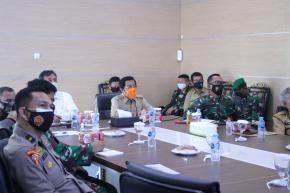 Wagub Abdul Fatah Ikuti Rapat Koordinasi Periksa Kesiapan Pilkada Serentak