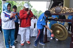 Pekan Olahraga KORPRI Kabupaten Bangka Dimulai